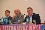 Impression von der Ruhrkonferenz der Gewerkschaften